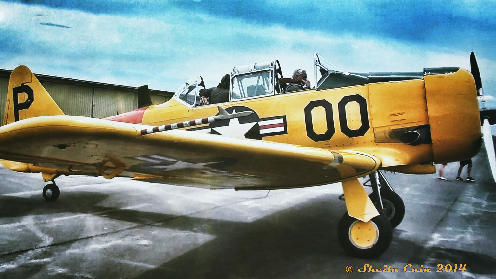 North American Aviation T-6