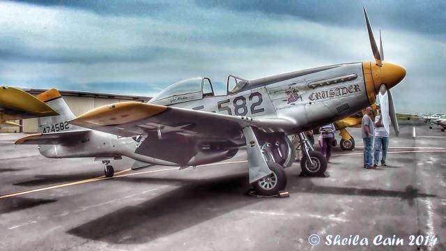 P- 51 Mustang